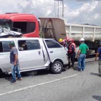 Dos Fallecidos dejó accidente de tránsito  en Barquisimeto