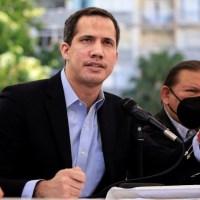 Guaidó: «La solución al conflicto en Venezuela pasa por elecciones libres y justas»