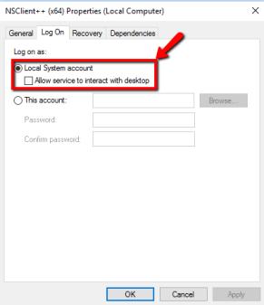Monitoring Windows server using Nagios - Digital Lab