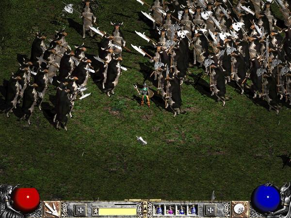 Cow level
