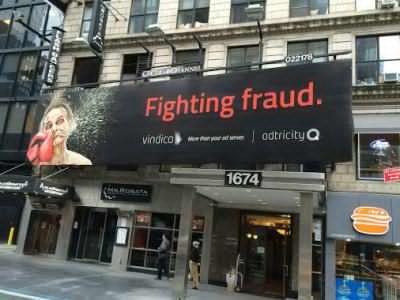 NYC Anti-Fraud Advertisement