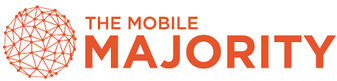 The Mobile Majority Medium Logo