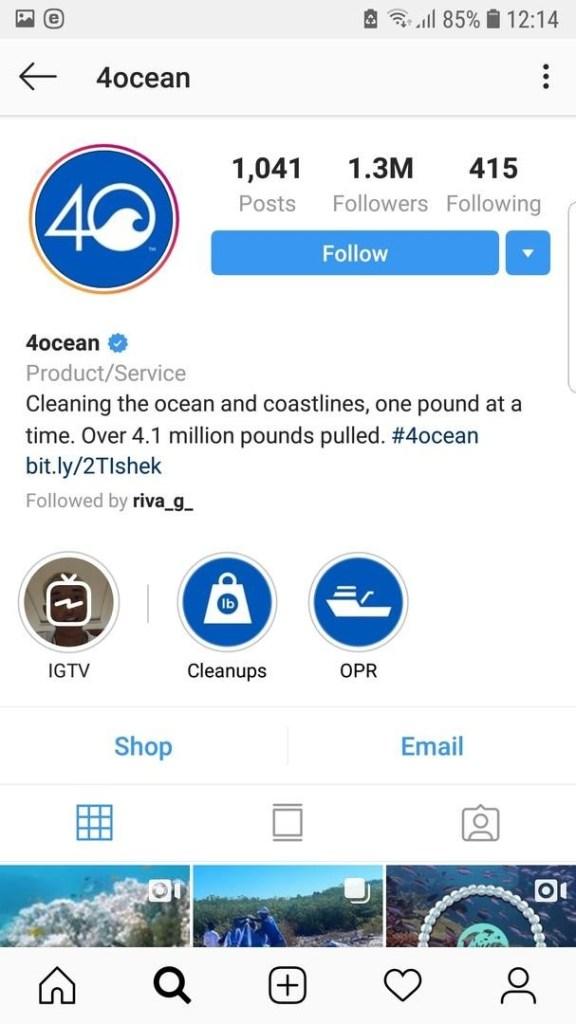 achievements on instagram