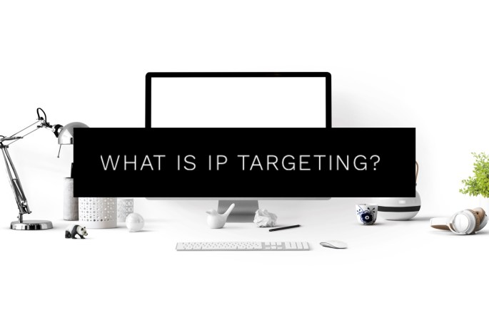What is IP targeting definition