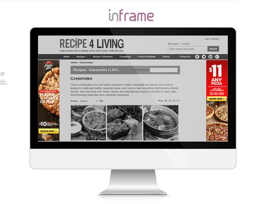infolinks inframe