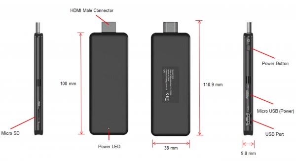 Intel's HDMI Stick
