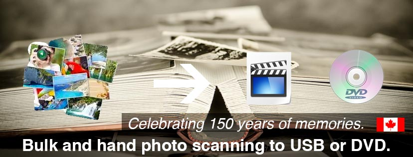 Photo scanning Regina