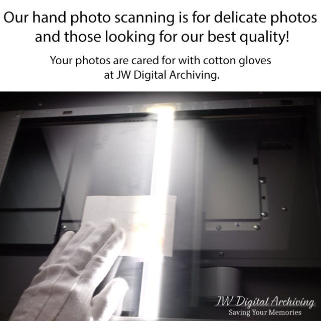 Photo scanning regina Hand Scanning