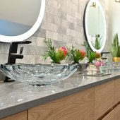 the low down on high style countertops