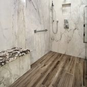 home decorating ideas wood look tile