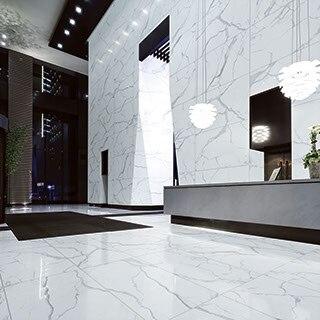panoramic porcelain surfaces