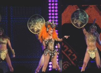 2019-02-14 - Cher delivers her final tour to Bankers Life Fieldhouse in Indianapolis, IN. Photos by: Pix Meyers