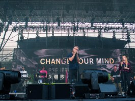 The National play to fans at The Lawn at White River State Park in Indianapolis, IN.    06/26/19    Photos by: ©Pix Meyers 2019
