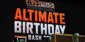 Alt 103's Alt-imate Birthday Bash featuring Dirty Heads and 311   Ruoff Music Center   Noblesville, IN.  07/12/19   Photo by: ©Pix Meyers 2019