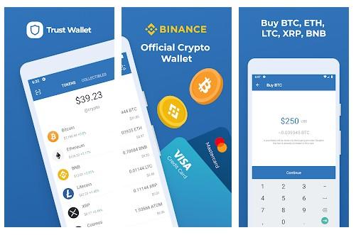 Trust Crypto Wallet Bitcoin