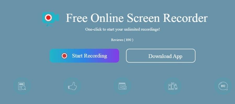 Aplikasi Apowersoft Free Recorder 5 aplikasi kamera laptop ringan terbaik - 7 Apowersoft Free Recorder - 5 Aplikasi Kamera Laptop Ringan Terbaik