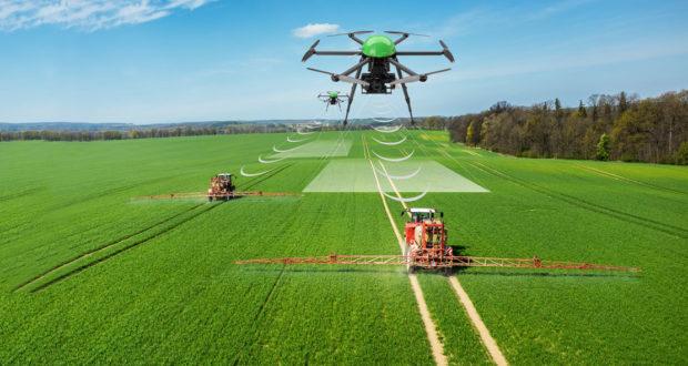 eknologi pertanian presisi