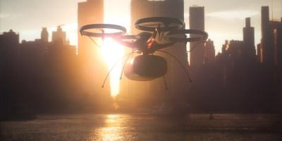 manfaat teknologi drone