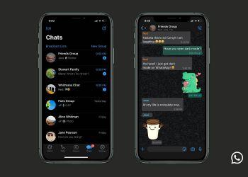 Cara Mengaktifkan Fitur Dark Mode di Whatsapp