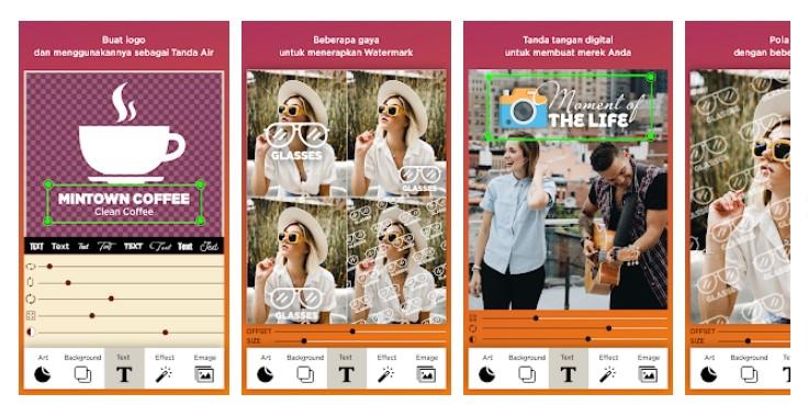 membuat watermark - Tambahkan Tanda Air pada Foto - 7 Aplikasi Membuat Watermark di Foto Terbaik 2021