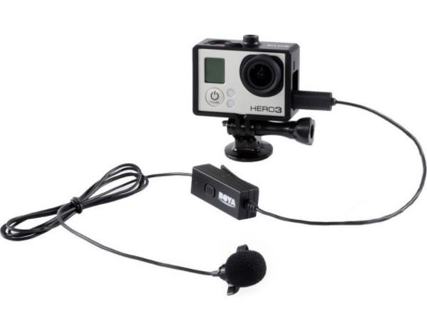Mikrofon HP untuk Vlog  mikrofon hp untuk vlog - Boya BY GM10 - 7 Mikrofon HP untuk Vlog Terbaik dengan Harga Murah