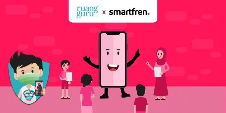 paket ruangguru dengan smartfren - ruang guru   Smartfren 01 - Kuota 30GB Paket Ruangguru dengan Smartfren