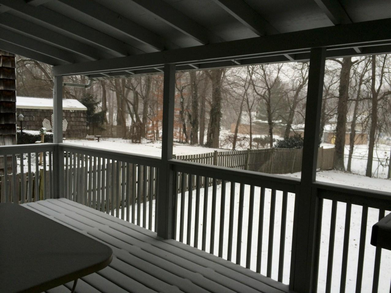 Snow at Home