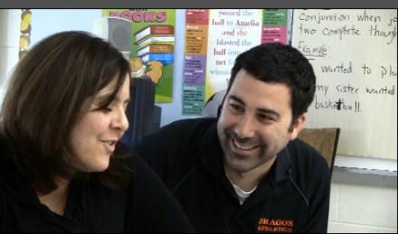 MIchele and Matt
