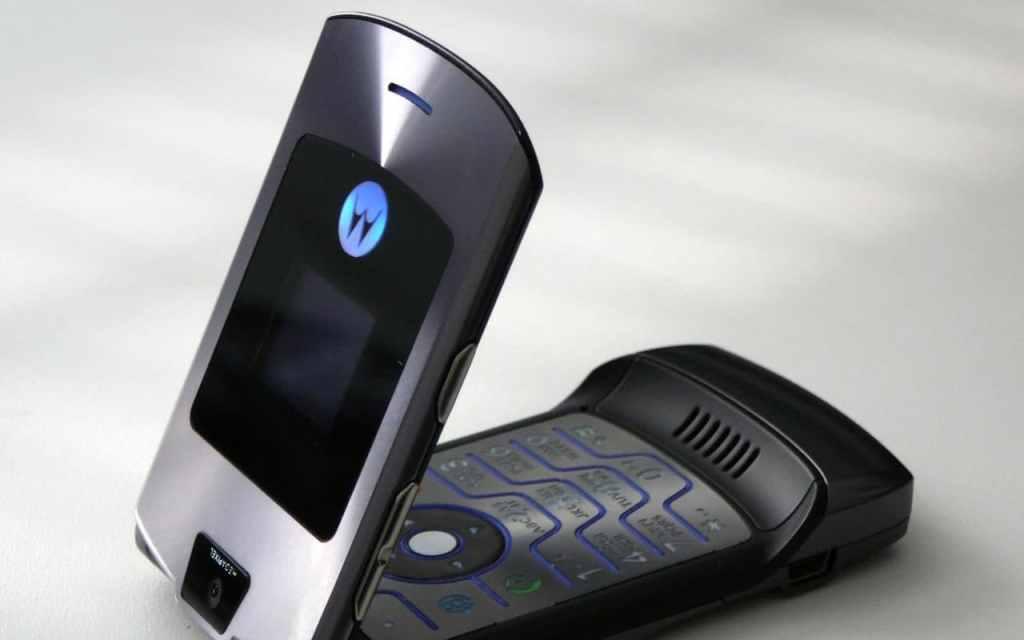 Razer Flip Phone