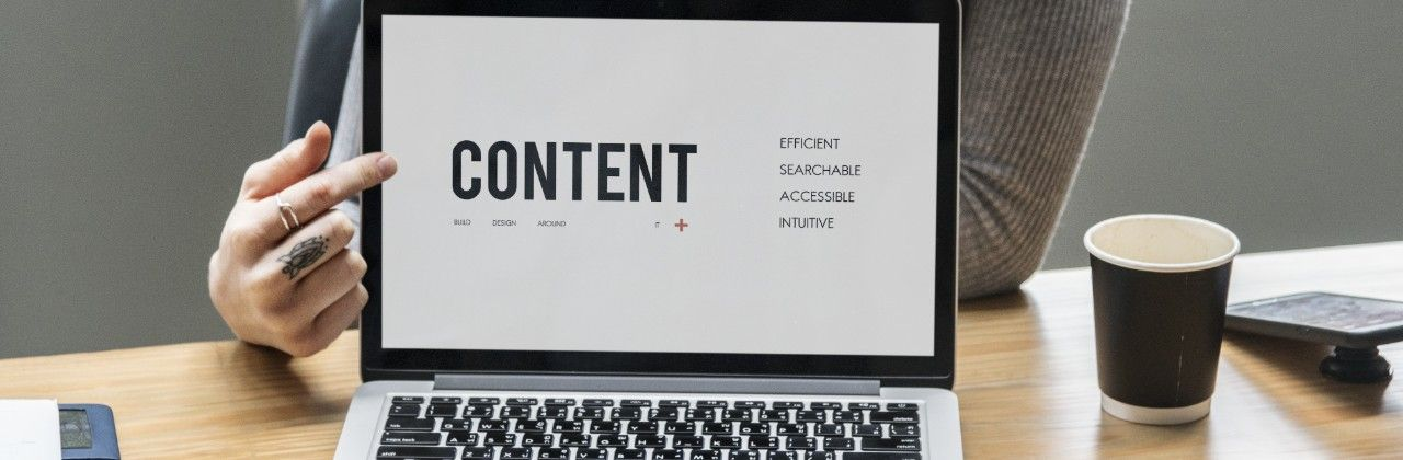 content marketing course