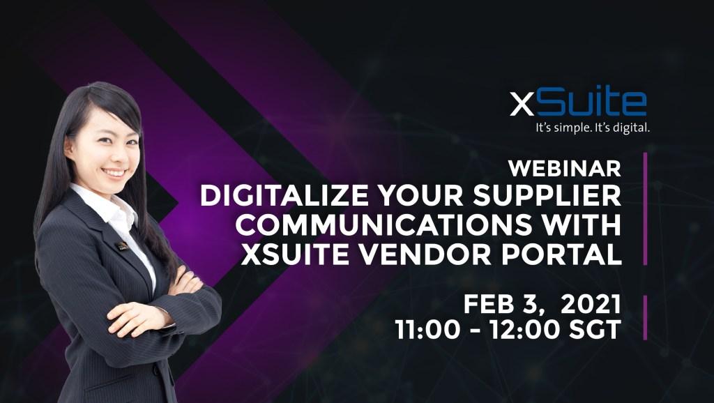 [Webinar 3-Feb-21] Digitalizing Your Supplier Communications in SAP