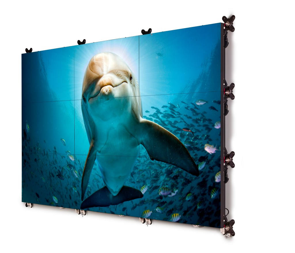 New Gen high-brightness Barco UniSee completes Barco's LCD video wall portfolio renewal