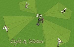Light & Motion Concept Art