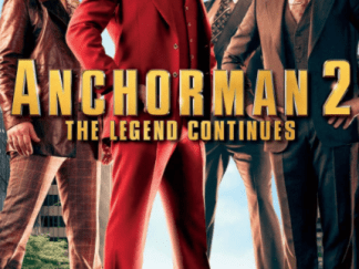 ANCHORMAN 2 THE LEGEND CONTINUES HD iTunes DIGITAL COPY MOVIE CODE (DIRECT IN TO ITUNES) USA CANADA