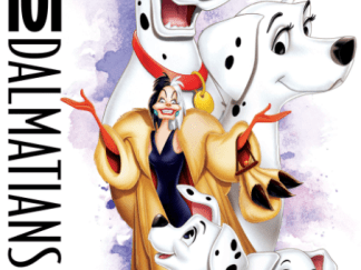 101 DALMATIANS DISNEY HD GOOGLE PLAY DIGITAL COPY MOVIE CODE (DIRECT IN TO GOOGLE PLAY) USA CANADA