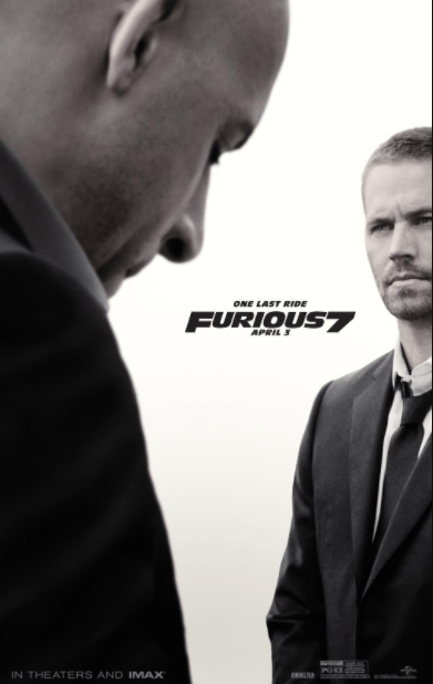 FAST & FURIOUS 7 /  FURIOUS 7 EXTENDED EDITION HDX VUDU (USA) / HD GOOGLE PLAY (CANADA) DIGITAL COPY MOVIE CODE (READ DESCRIPTION FOR REDEMPTION SITE)