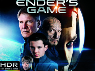 ENDER'S GAME 4K UHD iTunes DIGITAL COPY MOVIE CODE (DIRECT IN TO ITUNES) CANADA