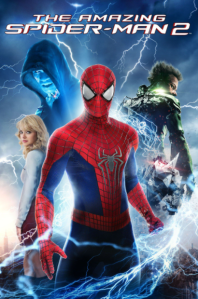 AMAZING SPIDER-MAN 2 (THE) MARVEL HD GOOGLE PLAY DIGITAL COPY MOVIE CODE (DIRECT IN TO GOOGLE PLAY) CANADA