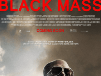 BLACK MASS HD GOOGLE PLAY DIGITAL COPY MOVIE CODE (DIRECT IN TO GOOGLE PLAY) CANADA