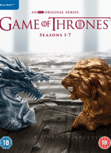 GAME OF THRONES HBO SERIES 1 TO 7 COLLECTION HDX VUDU, HD GOOGLE PLAY DIGITAL COPY MOVIE CODE ONLY (READ DESCRIPTION FOR HBO REDEMPTION SITE) USA