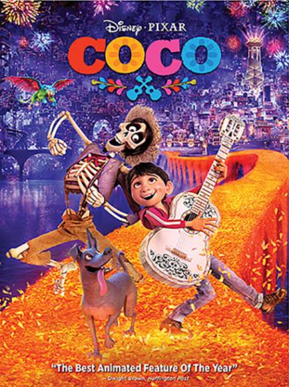 COCO DISNEY HD iTunes DIGITAL COPY MOVIE CODE (READ DESCRIPTION FOR REDEMPTION SITE/STEP/INFO) USA CANADA