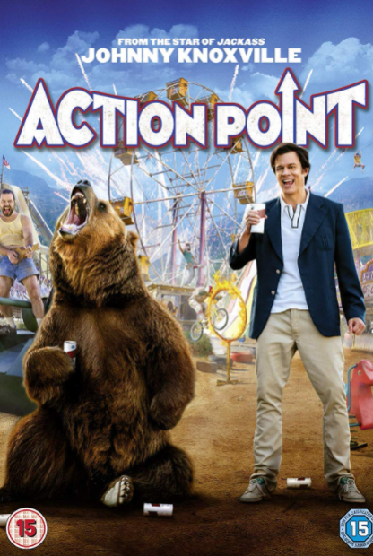 ACTION POINT HD iTunes DIGITAL COPY MOVIE CODE (DIRECT IN TO ITUNES) USA CANADA