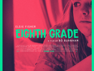 EIGHTH GRADE 4K UHD iTunes DIGITAL COPY MOVIE CODE (DIRECT IN TO ITUNES) CANADA