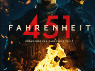 FAHRENHEIT 451 HBO HD iTunes DIGITAL COPY MOVIE CODE ONLY (DIRECT INTO ITUNES) USA CANADA