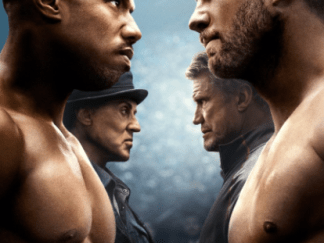 CREED 2 HD GOOGLE PLAY DIGITAL COPY MOVIE CODE (DIRECT IN TO GOOGLE PLAY) CANADA