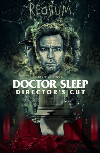 DOCTOR SLEEP & DOCTOR SLEEP DIRECTORS CUT (BOTH VERSIONS INCLUDED) HDX MOVIES ANYWHERE (USA) / HD GOOGLE PLAY (CANADA) DIGITAL MOVIE CODE (READ DESCRIPTION FOR REDEMPTION SITE)