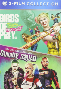BIRDS OF PREY AND THE FANTABULOUS EMANCIPATION OF HARLEY QUINN / SUICIDE SQUAD HDX MOVIES ANYWHERE (USA) / HD GOOGLE PLAY (CANADA) DIGITAL COPY MOVIE CODE (READ DESCRIPTION FOR REDEMPTION SITE)