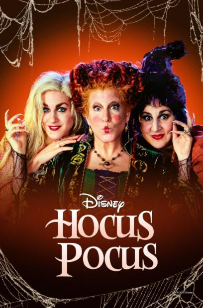 HOCUS POCUS DISNEY HD iTunes DIGITAL COPY MOVIE CODE (READ DESCRIPTION FOR REDEMPTION SITE/STEP/INFO) USA CANADA