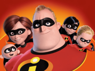 INCREDIBLES 1 (THE) (DO NOT USE) DISNEY HD iTunes DIGITAL COPY MOVIE CODE (READ DESCRIPTION FOR REDEMPTION SITE/STEP/INFO) USA CANADA