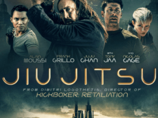 JIU JITSU HDX VUDU, HDX FANDANGO NOW, HD iTunes (READ DESCRIPTION FOR REDEMPTION SITE) USA